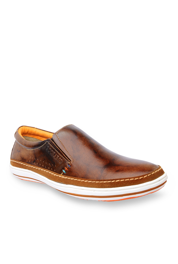Buckaroo New Emerson Brown Plimsolls