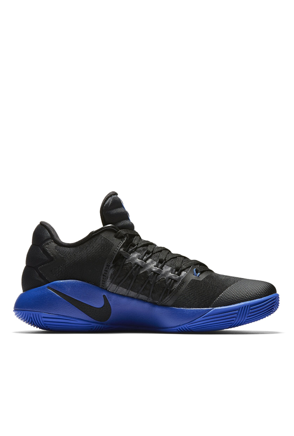 quality design 02d71 11342 Buy Nike Hyperdunk Black   Blue Basketball Shoes for Men at Best Price    Tata CLiQ