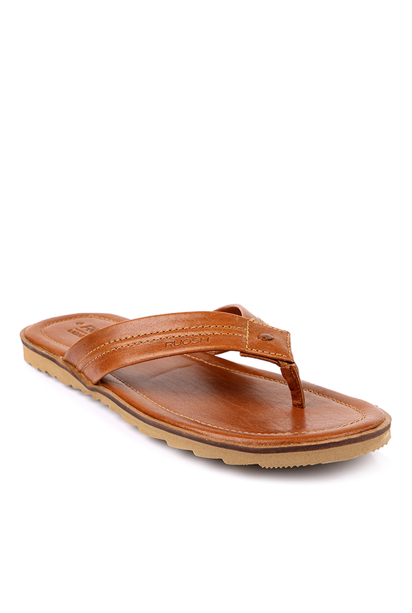 Ruosh Tan Thong Sandals