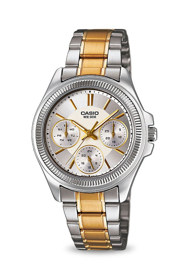 a70a773378f0c1 Buy Casio LTP-2088SG-7AVDF Enticer Analog Watch for Women at Best Price @  Tata CLiQ