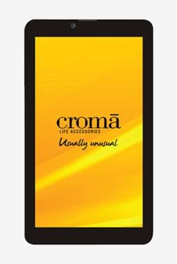 Croma CRXT1125Q 7-inch 8GB Tablet (Black)