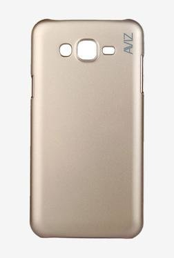 Aviz Samsung J5 Mobile Cover For Samsung Galaxy J5 (Gold)