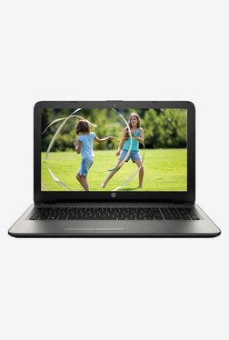 HP 15-AC101TU 39.62cm Laptop (Intel Core i3, 1TB) Silver
