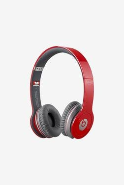 Beats Solo HD Over Ear Headphone (Red)