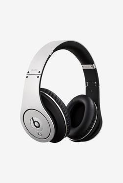 Beats by Dr.Dre Studio Headphone (Silver)