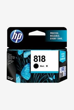 HP 818 CC640ZZ Cartridge Black