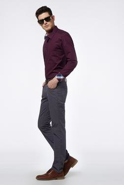 Provogue Grey Slim Fit Trouser