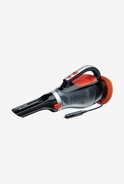 Black & Decker ADV1220 12VDC Cyclonic Vacuum Cleaner (Black)