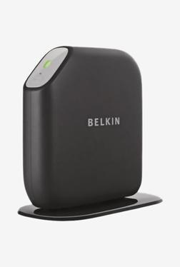 Belkin Surf N300 Router (Black)
