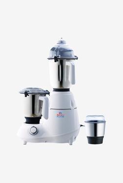 Bajaj Platini PX-74M 750W 4 Jar Mixer Grinder (White)