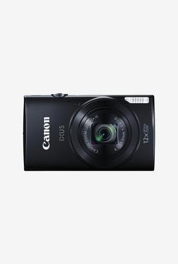 Canon IXUS 170 20 MP Digital Camera (Black)