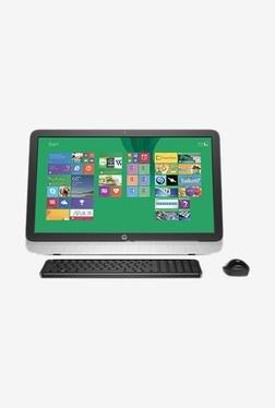 HP 23-r011in 23 Inch All-in-One Desktop (Silver)