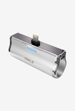 iWalk 3000 mAh Power Bank (Silver)