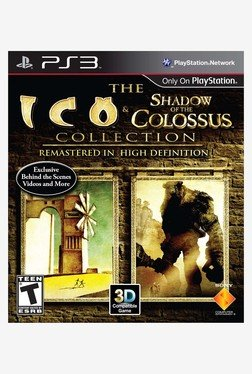 The ICO & Shadow of the Colossus Collection (PS3)