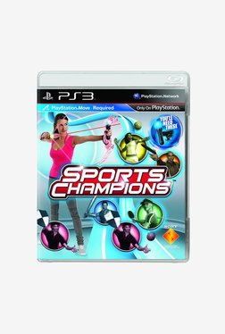 Sports Champions For Move (PS3)