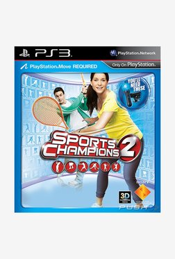 Sports Champions 2 For Move (PS3)