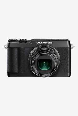 Olympus Stylus SH-1  Point & Shoot (Black)