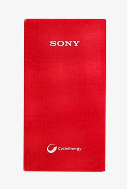 Sony CP-V6 6100 MAh Power Bank (Red)