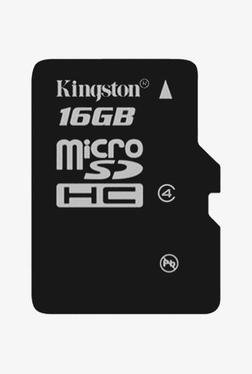 Kingston SDC4 16GB 16 GB Memory Card (Black) 16fd4045ac