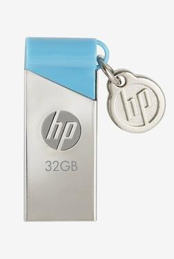 HP 32 GB Pen Drive (Silver)