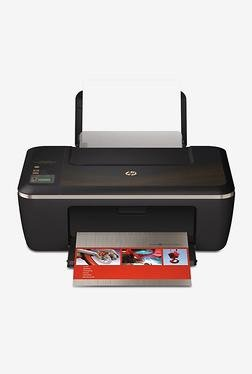 HP Deskjet IA 2520hc All In One Inkjet Printer (Black)