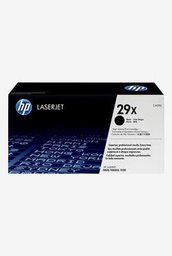 HP 29X LaserJet C4129X Toner Cartridge Black