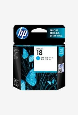 HP 18 C4937A Ink Cartridge Blue