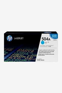 HP 504A LaserJet CE251A Toner Cartridge Blue