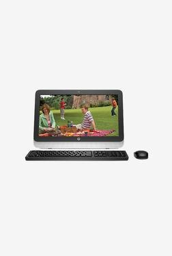 HP All-in-One 23-r141in Desktop (Black)