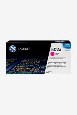 HP 502A LaserJet Q6473A Toner Cartridge Pink