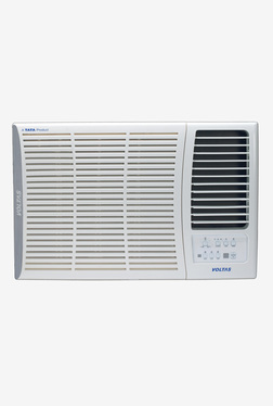 Voltas 1 Ton 5 Star Window AC (Copper Condensor, 125 DY, White)