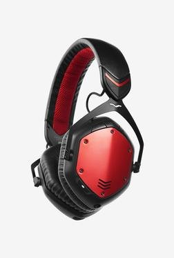 V-Moda - Crossfade Wireless Over Ear Headphone (Rouge Red)
