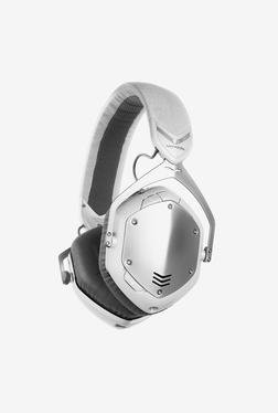 V-Moda - Crossfade Wireless Headphone (White Silver)