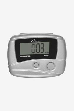 Dr Morepen PD01 Pedometer (Silver)