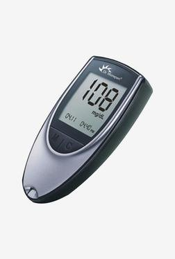 Top 8 Best Glucometers In India - Dr Morepen BG03 Glucometer (Black) TATA CLiQ Deal