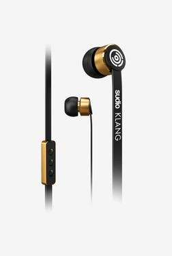 Sudio Klang In the Ear Headphone (Black)