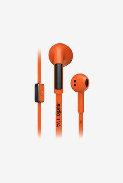 Sudio Tva In the Ear Headphone (Orange)