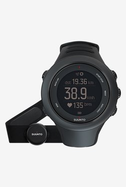 SUUNTO Ambit3 Sport HR Smart Watch (Black)