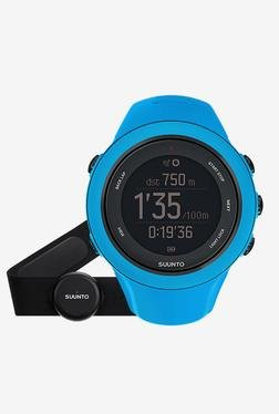 SUUNTO Ambit3 Sport HR Smart Watch (Blue)