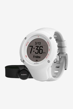SUUNTO Ambit3 Run HR Smart Watch (White)