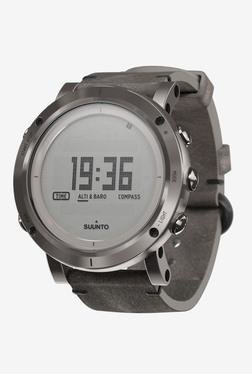 SUUNTO Essential Collection Smart Watch (Steel)
