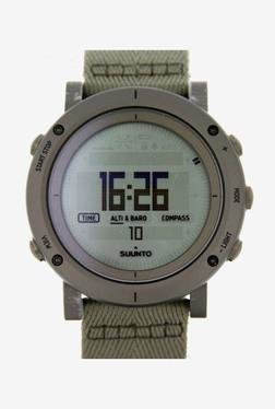 SUUNTO Essential Collection Smart Watch (Slate)