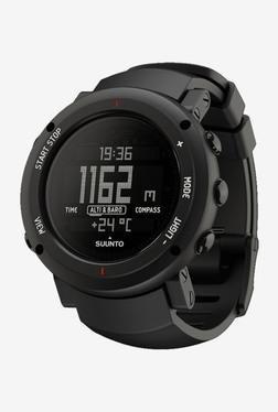 SUUNTO Core Alu Smart Watch (Deep Black)