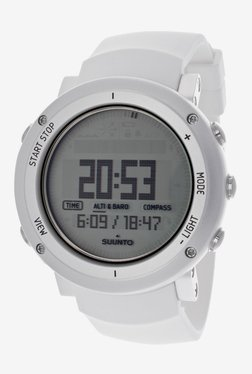 SUUNTO Core Alu Smart Watch (Pure White)
