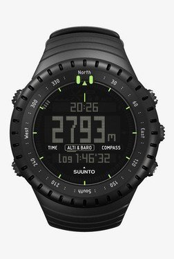 SUUNTO Core Smart Watch (All Black)