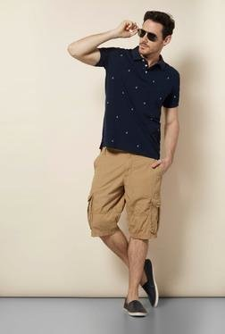Celio* Navy Polo T-Shirt