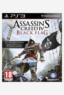 Ubisoft Assassin's Creed IV Black Flag(PS3)