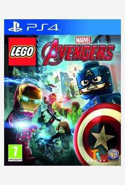 Warner Brothers LEGO Marvel Avengers (PS4)