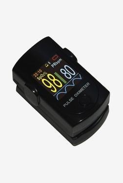 Dr Morepen PO-04 Pulse Oximeter (Black)