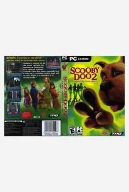 THQ Scooby Doo 2: Monsters Unleashed (PC)